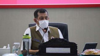 Ketua Satgas Doni Monardo Menduga Tertular COVID-19 Saat Makan Bersama