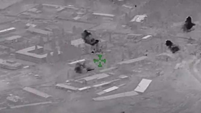 VIVA Militer: Video serangan militer Azerbaijan ke posisi pasukan Armenia
