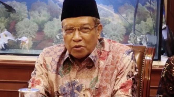 Ketua Umum PBNU KH Said Aqil Siradj Source : Republika
