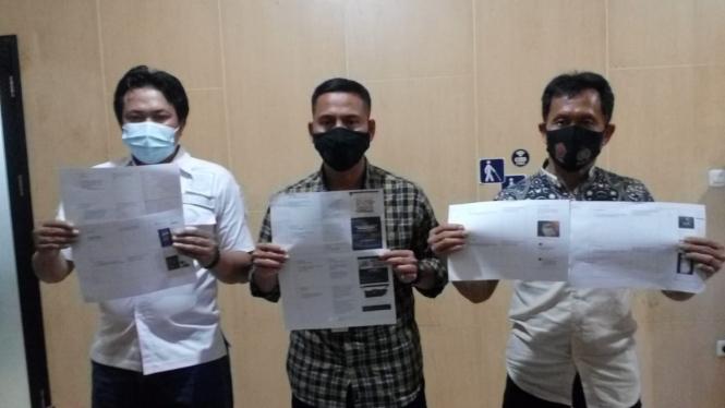 Polres Depok Tunjukkan Akun Provokatif Penghasut Remaja Berdemo UU Ciptaker
