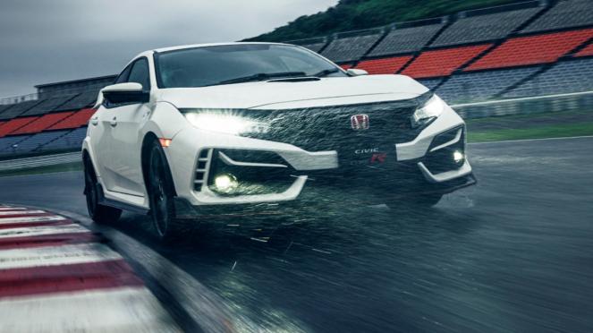 Honda Civic Type R edisi 2020