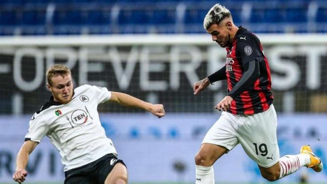 Bek AC Milan, Theo Hernandez