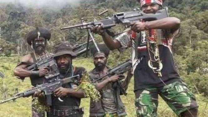VIVA Militer: Kelompok bersenjata TPNPB