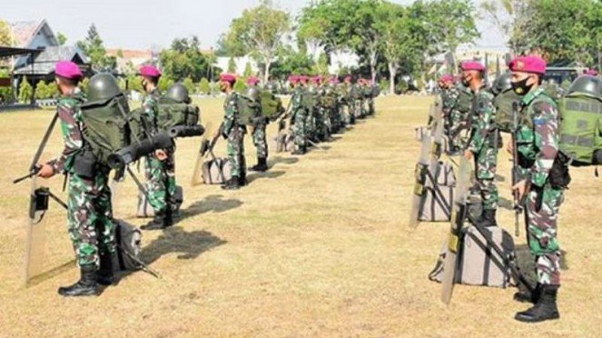 VIVA Militer: Batalyon Infanteri 5/Gurita Cakti