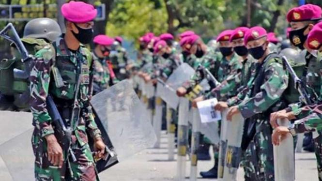 VIVA Militer: Batalyon Infanteri 3/Hiu Petarung