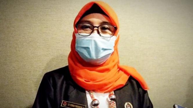 Siti Fathonah Purnaningsih, Ketua KPU Kotawaringin Timur, Kalteng