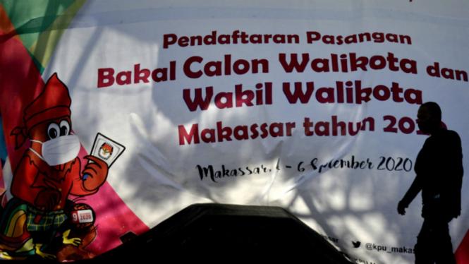 Sosialisasi Pilkada Kota Makassar 2020