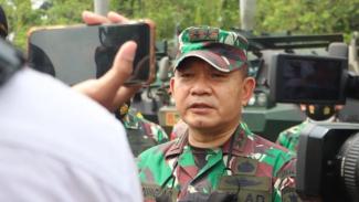 Pangdam Jaya Mayor Jenderal TNI Dudung Abdurachman