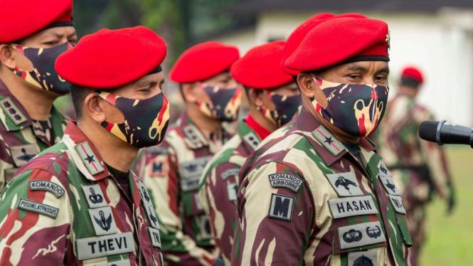 VIVA Militer: Brigadir Jenderal TNI Mohammad Hasan