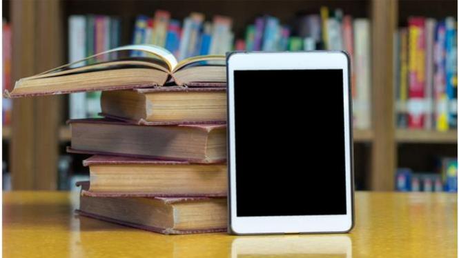 Digitalisasi Budayakan Membaca