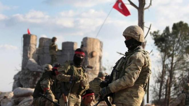 VIVA Militer: Tentara bayaran Turki di Suriah