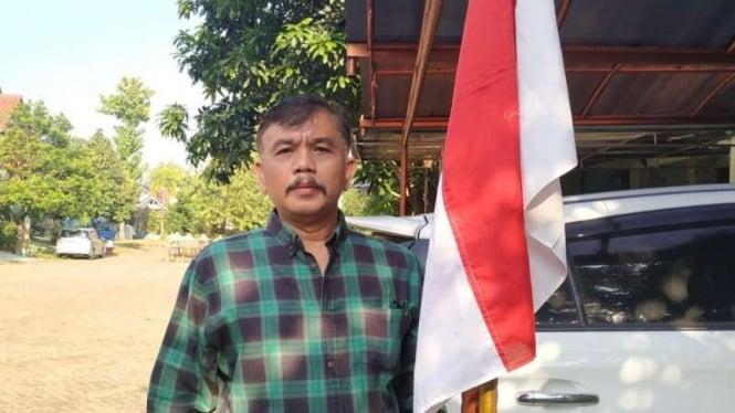 Aktivis KAMI, Syahganda Nainggolan