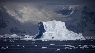 Antartika.