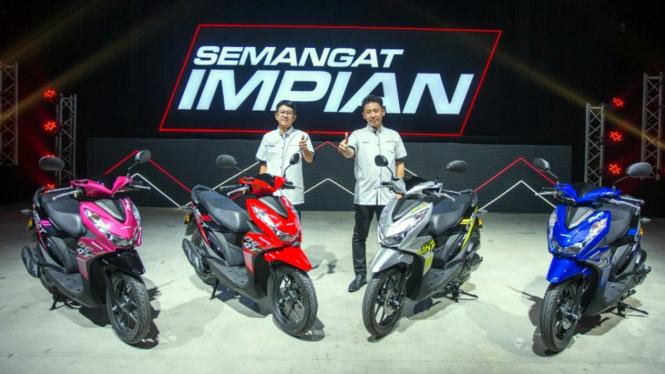 Peluncuran Honda BeAT baru di Malaysia