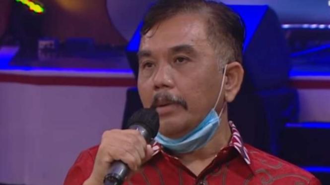 Deklarator KAMI, Syahganda Nainggolan