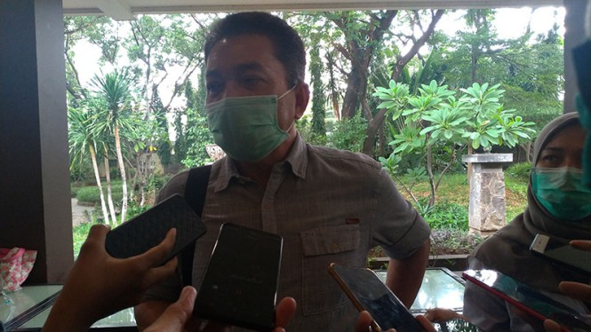 VIVA Bulutangkis: Sekjen PBSI, Achmad Budiharto.