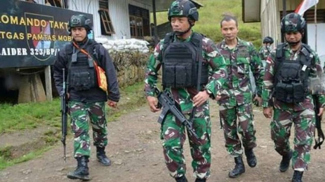 VIVA Militer: Komandan Korem 1721/PWY, Brigjen TNI Izak Pangemanan