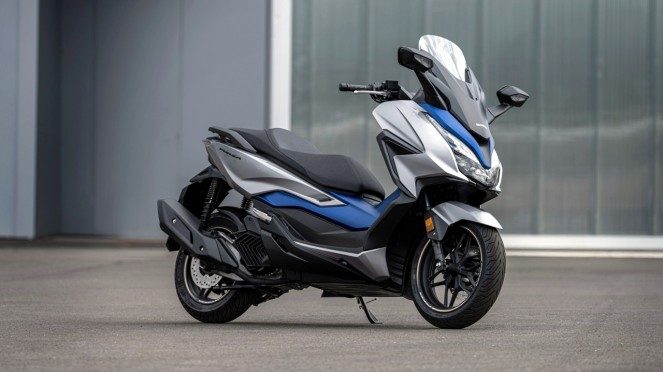 Honda Forza 125 edisi 2021