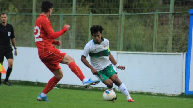 Kapten Timnas Indonesia U-19, Pratama Arhan