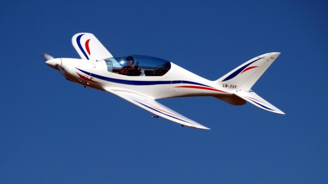 Pesawat terbang Shark Aero