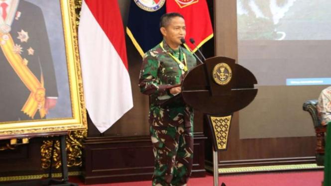 VIVA Militer: Panglima Kodam Iskandar Muda, Mayor Jenderal Hassanudin