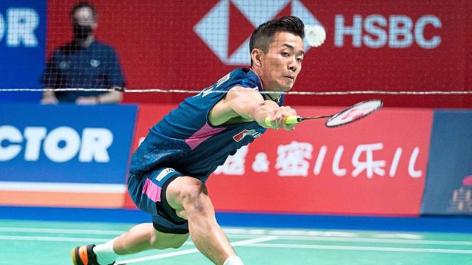 VIVA Bulutangkis: Tunggal putra Jepang, Kenta Nishimoto.