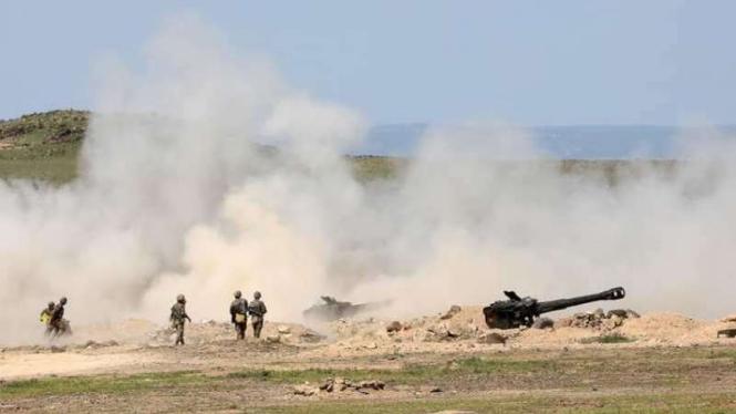 Gila, Hampir 6 Ribu Tentara Azerbaijan Mati dalam Perang