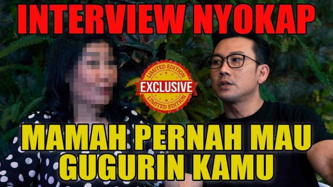 Denny Sumargo interview ibunda di channel YouTube pribadinya