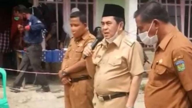 Wali Kota Sungai Penuh Asafri Jaya Bakri.