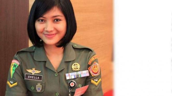 VIVA Militer: Kowad cantik TNI AD.