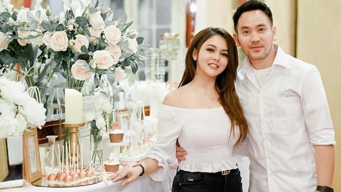 Jenita Janet dan Danu Sofwan