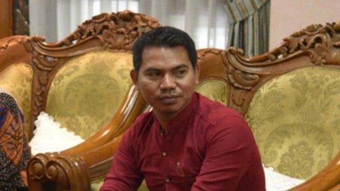 Komisioner KPU Jember Achmad Susanto (antara)