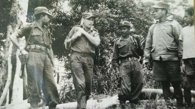 VIVA Militer: Foto bukti perang Papua.