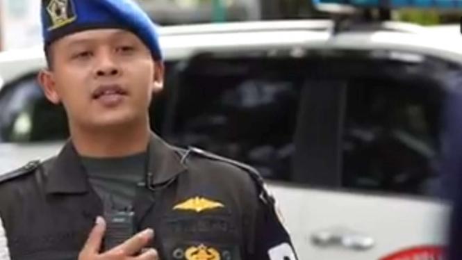 VIVA Militer: Serka Panji Pratama, Komandan Kawal KSAD