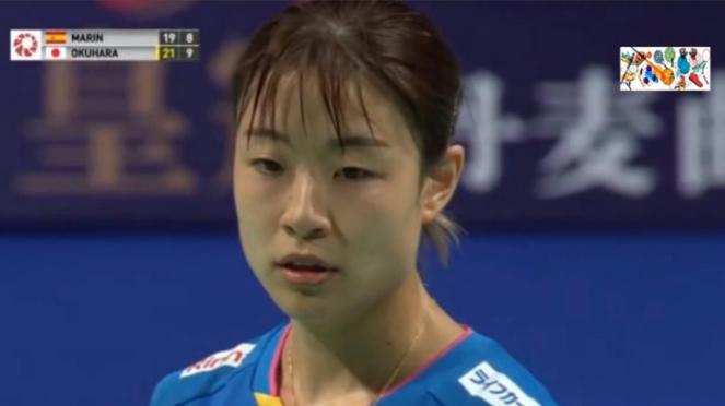 VIVA Bulutangkis: Tunggal putri Jepang, Nozomi Okuhara.