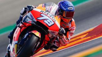 Adik Marc Marquez, Alex Marquez ( Repsol Honda)