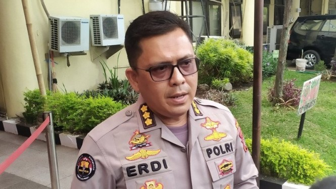 Kabid Humas Polda Jawa Barat, Kombes Pol Erdi A Chaniago