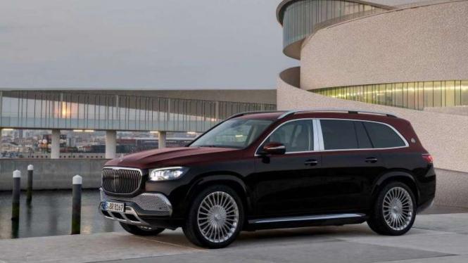 SUV mewah Mercedes-Maybach