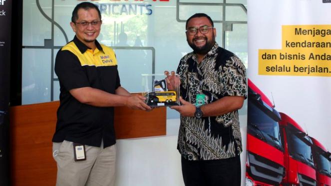 Kerja sama Mobil Lubricants dengan IPOMI