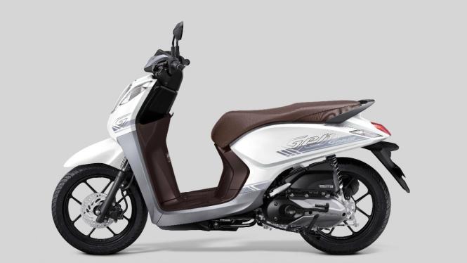Honda Genio warna baru