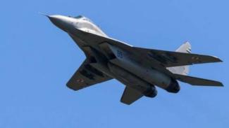 VIVA Militer: Jet tempur Mikoyan MiG-29 Angkatan Udara Rusia (VVS)