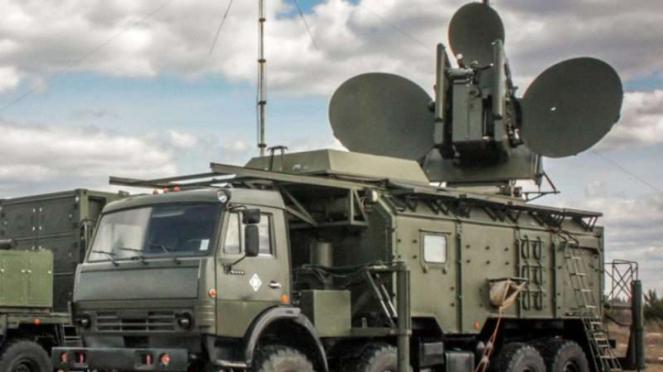 VIVA Militer: Sistem peperangan elektronil Krashuka Angkatan Bersenjata Rusia