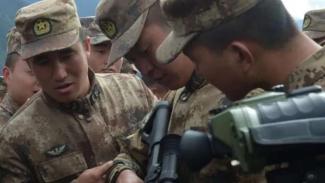 VIVA Militer: Tentara Pembebasan Rakyat China (PLA) mencoba senapan baru