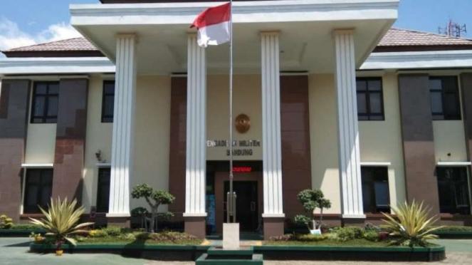 VIVA Militer: Pengadilan MIliter Bandung.