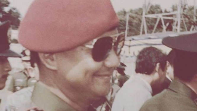 VIVA Militer: Letjen PS