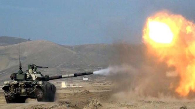 VIVA Militer: Perang Armenia-Azerbaijan di Nagorno-Karabakh