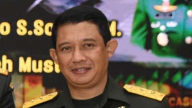 VIVA Militer : Mayjen TNI Suharyanto