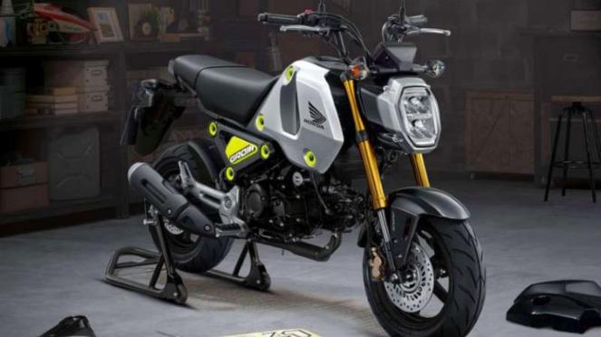 Motor Honda MSX 125 Grom