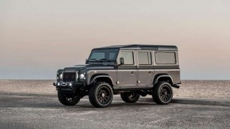 Modifikasi Land Rover Defender