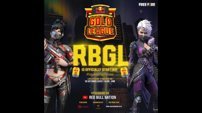 Red Bull Gold League Free Fire
